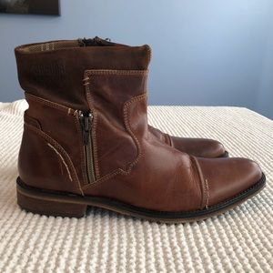 Steve Madden Boots; Style: Galbrath